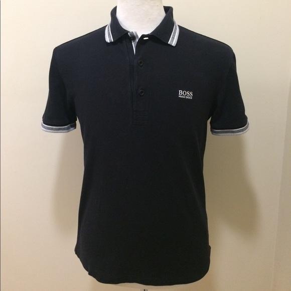 Men's Hugo Boss Polo Shirt Size Small Modern Fit